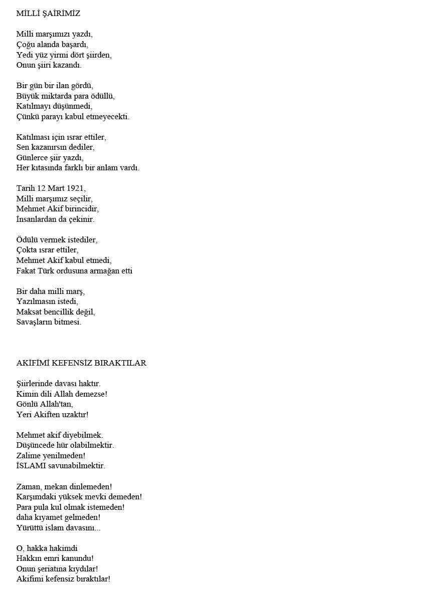 mehmet-akif-hakkında-şiirler
