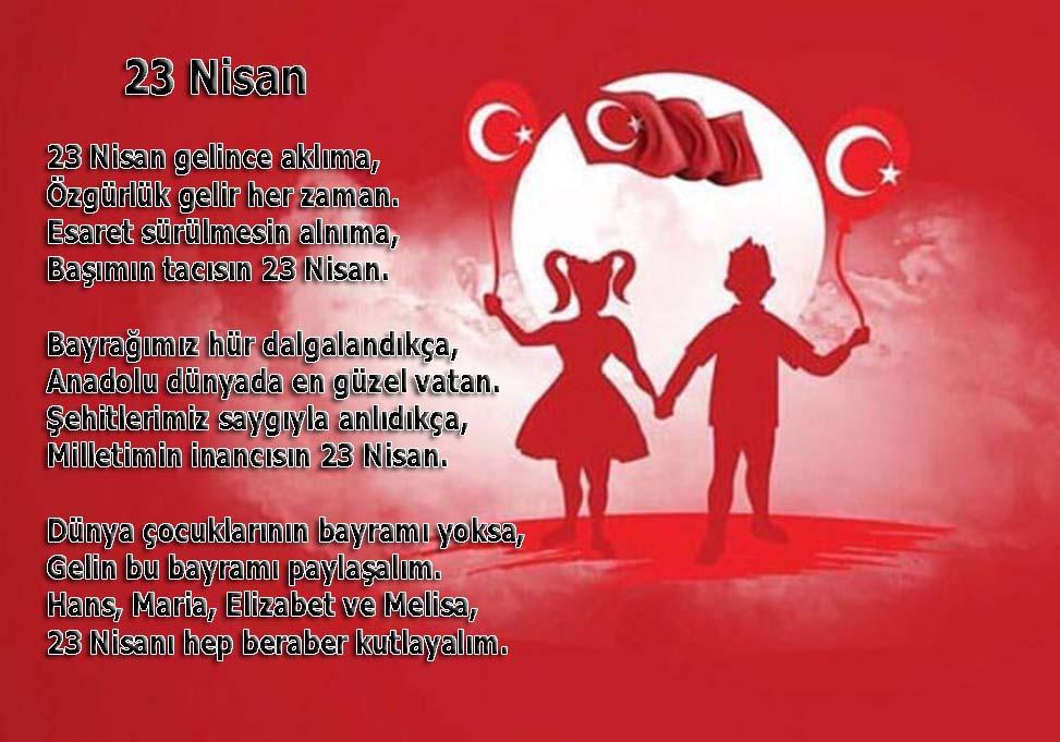 23-nisan-ile-ilgili-şiirler