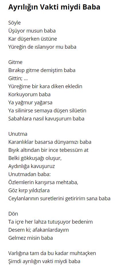 ölen-babaya-şiirler