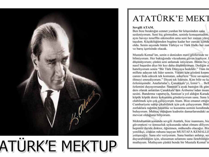 atatürk'e-mektup-örnekleri
